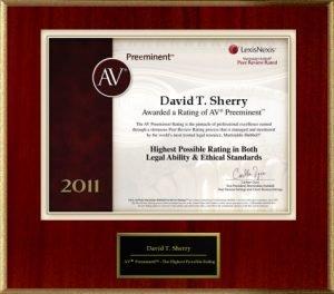 David Sherry - South Florida Personal Injury Lawyer